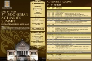 3rd Indonesian Actuaries Summit