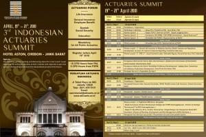 3rd Indonesian Actuaries Summit